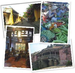 Visit Hoi An with an english speaking Tour Guide